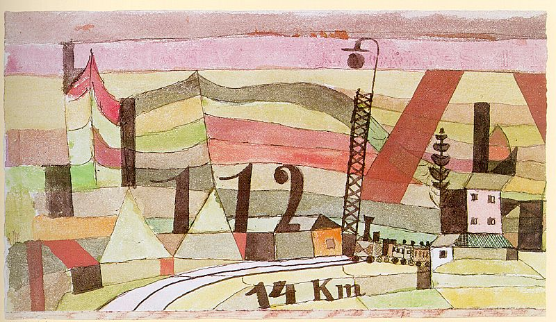 Paul Klee: Estación L-112